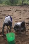 Mursi archaeologists